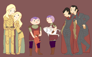 Nimona Rule 63 by DustBunny7