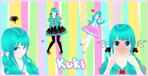 Kuki Miku - Download by YamiSweet