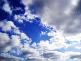 The Sky Above by Afer-Photography