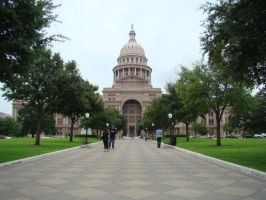 Capitol of Texas by MAnimeX