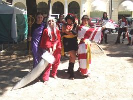 Inuyasha Group II by SuperCosplay