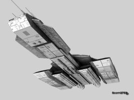BC-304 Daedalus WIP 14 by 2753Productions