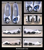 +custom shoes+ kyoto by starplexus