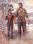 The Last Of Us by thePWA