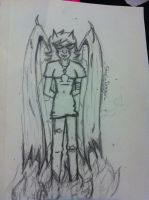 Dragon Terezi by GoldHearted