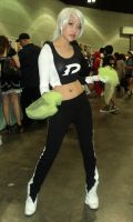 AX 2012 Dani Phantom by The-Clockwork-Crow