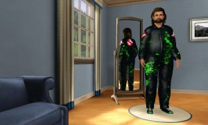 Sims 3 - Ghostbuster....errr Ghosthunter by Beast72