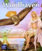 Windhaven Cover Art Concept by stargliderx