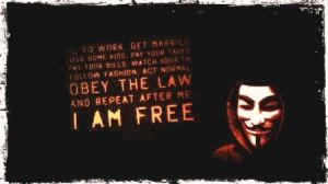 anonymous free - Grunge by NeoTheHitcher0815