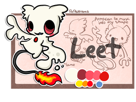 :Leet Reference Sheet: by PrePAWSterous
