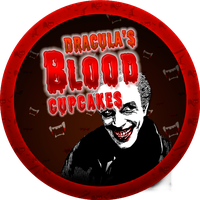 Dracula's Blood Cupakes by Echilon