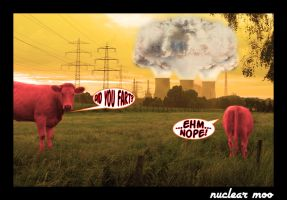 nuclear moo by iamabanana