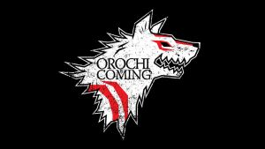 Orochi is Coming wallpaper by Moysche