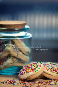 Sugar Cookies by KimberleePhotography