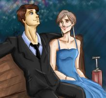 Look At The Stars by odairwho