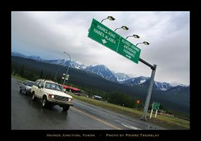 Haines Junction by P-Photographie