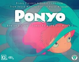 ponyo contest entry three. by msirae