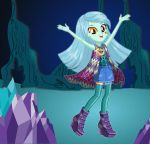 Legend of Everfree Lyra Heartstrings by kimpossiblelove