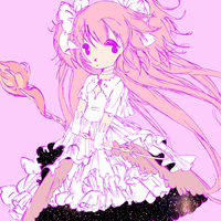 *CLICK FOR FULL GIF* Ultimate Madoka by CrazyLittleZebra