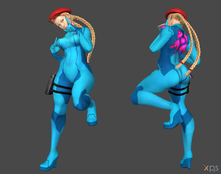 Cammy Zero Suit (Remodeled) by Marcelievsky