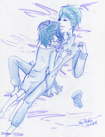 PnM: Rest with me by Aonabi
