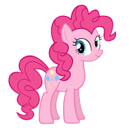 Pinkie Pie by Vexorb