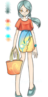 {Closed Auction!} Human Adoptable by SparklyCrystalAdopts