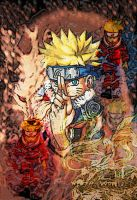Naruto by vrgraphics