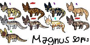 Magnus adopts:50 pts batch 2 by Chocolatepoopsipoo