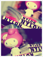 Love your NYLON by builttospilllove