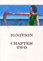 Ignition Chapter 2 cover page by Araceil