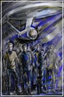 Generations: Reboot vs. TOS by iscalox