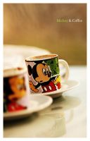 Mickey Coffee by OzanVural
