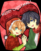 Merry Christmas ~ by Otaku0chan
