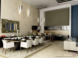 modern interior 3 by anyoe