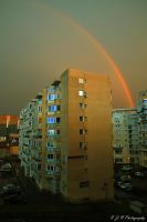 urban rainbow by Iulian-dA-gallery