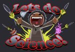 Lets do Science Shirt by Loverofpiggies