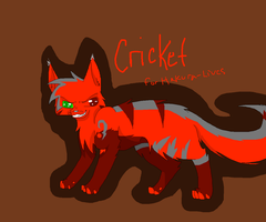 Cricket! by Potato-Kitten