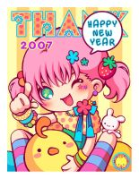 HAPPY NEW YEAR 2007 by guri-chan
