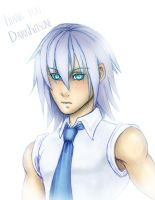 2nd Place Prize: DarkKitsune by OP-KingdomHearts-DS