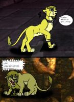 Amnesia Pewdie..Lion? by 6liza6