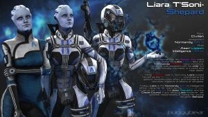 Afterword - Liara by HuggyBear742
