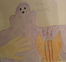 Oliver and the Boogey monster by Trissacar