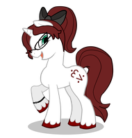An art for ~JuliefooDesigns by Moony-moo