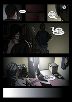 Under the Skin: Page 14 by ColacatintheHat