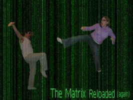 The Matrix Reloaded again by raemack