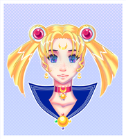 Sailor Moon by Jenkeju