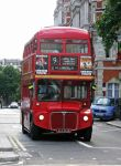 London Bus by francis1ari