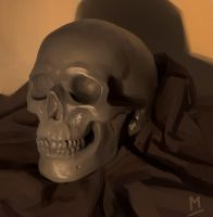 Quick Skull by Miles-Johnston