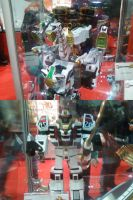 New Mighty Morphin Power Rangers Megazord Toys by DoctorWhoOne